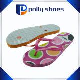 PVC Flop Flip вне единственный ЕВА Footbed для повелительниц