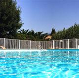 Aluminiumröhrenpool, das zur Schwimmen Sicherheit ficht