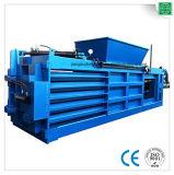 Pressa per balle orizzontale del cartone della carta straccia del CE del fornitore e della fabbrica Epm80