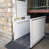 Лифт прямой связи с розничной торговлей Factroy высокого качества цены со скидкой вертикальный неработающий гидровлический домашний с аттестацией ISO Ce