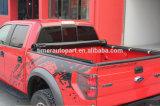 小型トラックカバー2016 2006フォードのレーンジャーT6の二重タクシー、1.53cmのベッドのための熱い販売のトラックの荷台カバー
