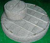 Separador de partículas del acoplamiento de alambre para la transferencia total