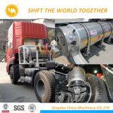 Shacman 6X4の高品質の液化天然ガスのトラクターのトラックCNGのトラック