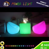 Con luz LED al aire libre Sofá Muebles de jardín