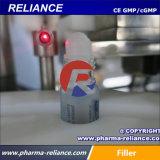 Machine van het Flessenvullen van de Zorg van de Huid van de afhankelijkheid de Vloeibare, de Automatische Kosmetische Apparatuur van de Verpakking van de Kruik van het Gel