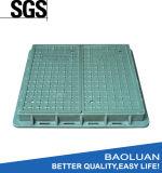 FRP пластика стекловолокна литой крышки люка для муниципальных работ