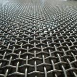 Тканый Обжатый провод сетки оцинкованный/декоративной сетки