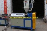 Machine en plastique d'extrudeuse de pipe en nylon courante stable de haute précision