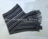 100%акриловый теплый вязания шарфа (JYB365)