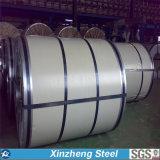 Bobina d'acciaio del materiale di strato del tetto PPGI/PPGI con qualità principale