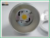 8W LEIDENE Schijnwerper GU10 met 80ra LEIDENE van CREE Verlichting