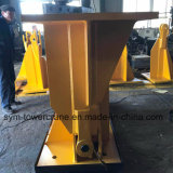 Angle de fixation pour Tower Crane Foundation jambe fixe de base