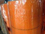 Сетка стеклоткани горячего строительного материала сбывания 160G/M2 4*4 5*5 алкалическая упорная
