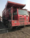 Sinotrukのペイロード販売のための50トン鉱山のダンプトラック
