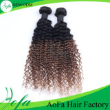 7A Grade Ombre Body Wave Virgin Hair Mink Human Hair Extension