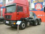 Shacman 2018 6X4 de Vrachtwagen van de 375HPTractor met Beste Prijs