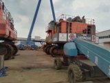 Excavatrice d'exploitation de condition de travail Hitachi Ex5500 à vendre