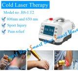 진통 808nm 찬 Laser 물리 치료를 위한 Laser 처리