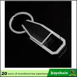 A melhor forma de venda Keychain de couro