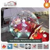 투명한 디자인 판매를 위한 옥외 전람 돔 천막