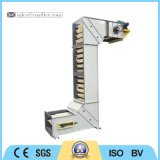 Trasportatore verticale della benna per i materiali di sollevamento