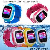 다채로운 스크린 Y5w를 가진 방수 지능적인 아이 GPS 추적자 시계