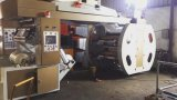 Ci del tipo impresora de Flexo de la pila para el carrete de película de BOPP