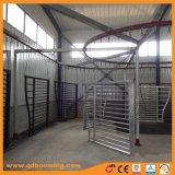 熱い販売の装飾用の粉の上塗を施してある錬鉄のアルミニウムアーチのゲート