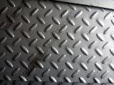 Prueba de deslizamiento de la placa de acero inoxidable