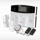 Détecteur de monoxyde de carbone à commande de batterie domestique / détecteur Co / Alarme Alarme Alarme sans fil GSM M2b GSM