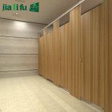 Jialifu HPL allgemeine phenoplastische Büro-Toiletten-Partition