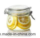 Großhandelsnahrungsmittelgrad-Stau-Speicher-Glasglas-Fabrik-Preis