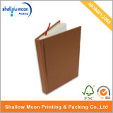 Customized Wholesale Cheap Paper Hard Cover Notebook (QYCI040)