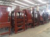 Máquina de fabricación de ladrillo de la máquina de fabricación de ladrillo de cara/de las cenizas volantes