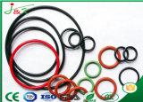 Gomma di silicone di EPDM gialla/verde/Brown/giunto circolare nero