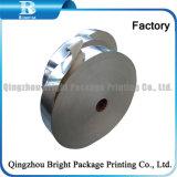 Doble cara en relieve el papel de la especialidad de papel de aluminio