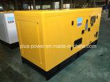 80kw/100kVA Cummins Dieselgenerator-Set-superleises