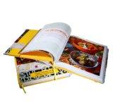 두꺼운 표지의 책 책과 아동 도서 인쇄