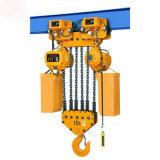 Gru Chain elettrica con il carrello 1-5t