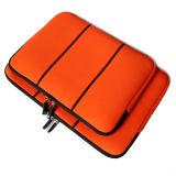 Protección de neopreno suave de color naranja bolsa del portátil (FRT1-121)