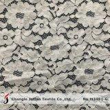 Allover Rendas Raschel de tecido de algodão rendas para vestidos (M3481-G)