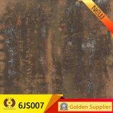 600X600mm 시골풍 금속에 의하여 윤이 나는 지면 Walll 도와 (6JS010)