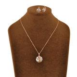 Conjunto pendiente de imitación de la joyería de la mujer del diseño de los accesorios clásicos de la aleación