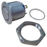 interruttori del metallo di 16mm con la serratura