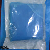 Nonwoven Operating Isolation Sterile PP+PEの博士の手術衣