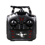 277A9c-RC Quadcopter Helicopter 2.4GHz 4CH 6 Axis Gyro 360 Degree Eversion One Key Roll 2.0MP Câmera