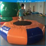 Trampoline inflável da água do bom preço para a venda