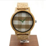 OEM Sandalwood Relógios Correia Watch Ladies Watch