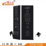 Professional Fabricant batterie Mobile pour iPhone 5 6 6s