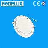 極めて薄い円形LEDの照明灯6W